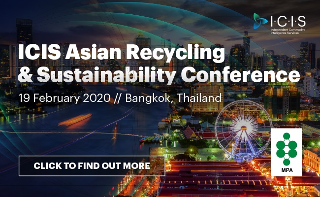 ICIS Asian Recycling & Sustainability Conference